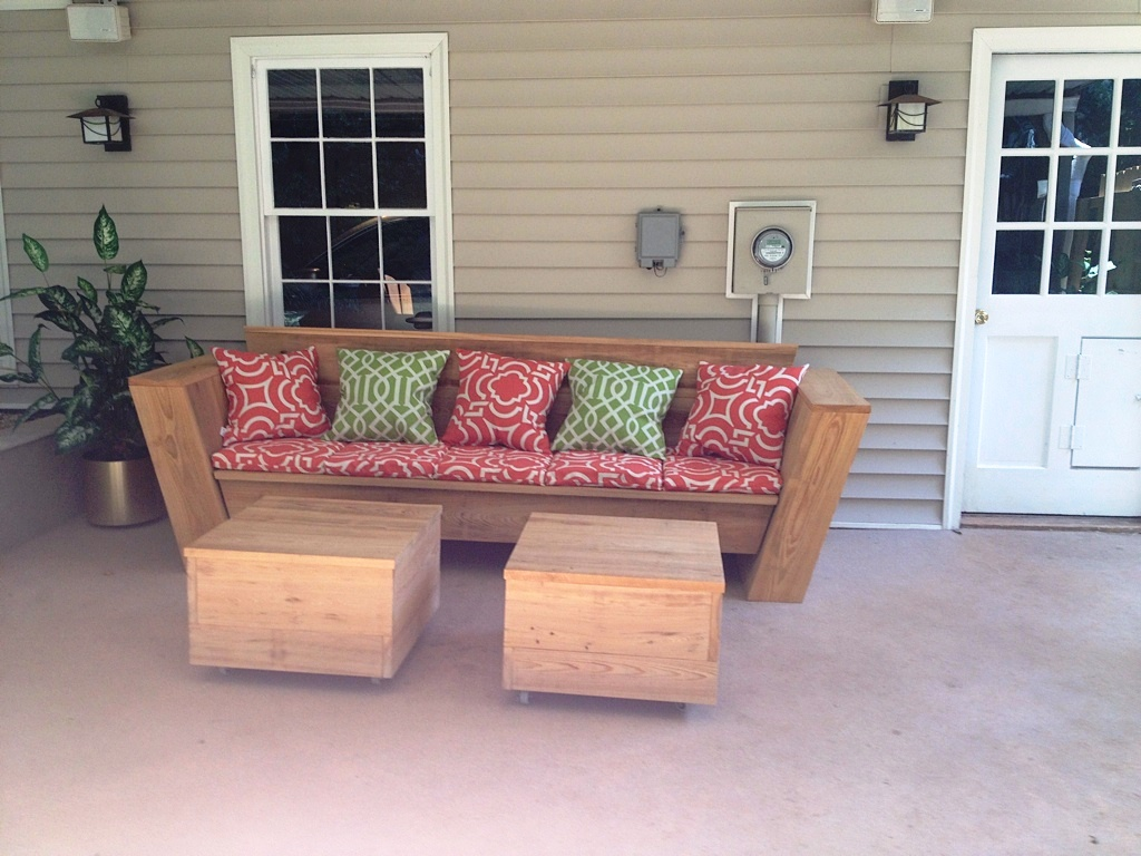 Great Custom Patio Furniture